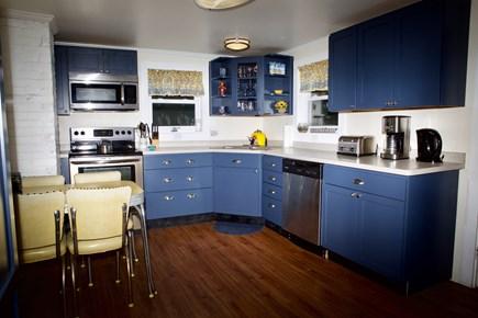 Oak Bluffs Martha's Vineyard vacation rental - Eat-in kitchen.