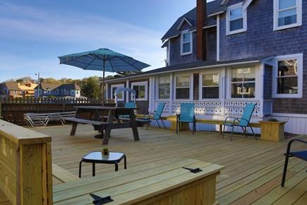 Oak Bluffs Martha's Vineyard vacation rental - Plenty of outdoor seating.