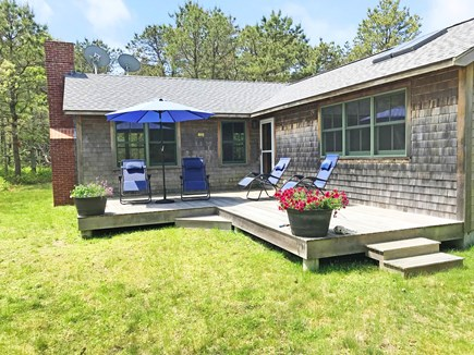 Chilmark, Tisbury Great Pond Martha's Vineyard vacation rental - 2020 summer will have additional tables and chairs