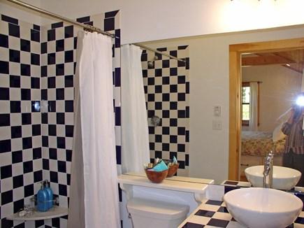 Chilmark, Tisbury Great Pond Martha's Vineyard vacation rental - The private en-suite full MBR w/walk in shower