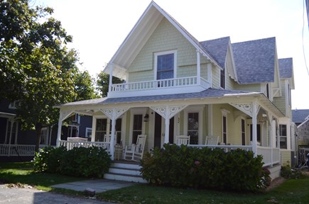 Oak Bluffs Martha's Vineyard vacation rental - Exterior