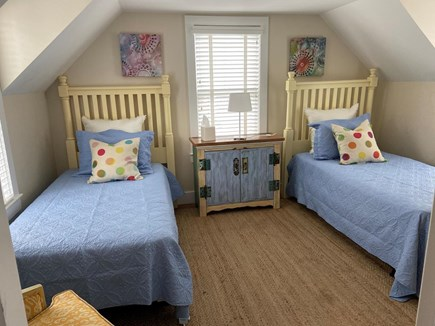 Oak Bluffs Martha's Vineyard vacation rental - Upstairs Twin
