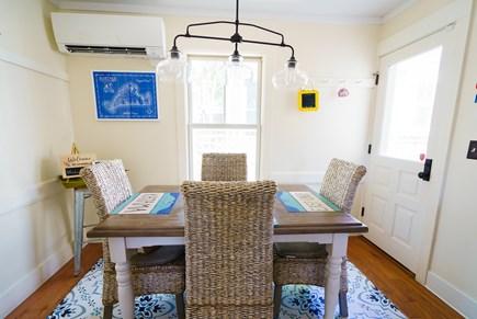 Oak Bluffs Martha's Vineyard vacation rental - Kitchen Eating Area