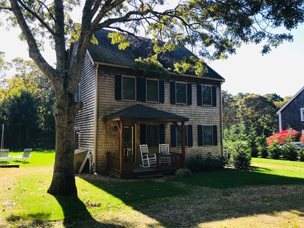 Oak Bluffs Martha's Vineyard vacation rental - Colonial Home Sleeps 11.  Just .6 mile to town.