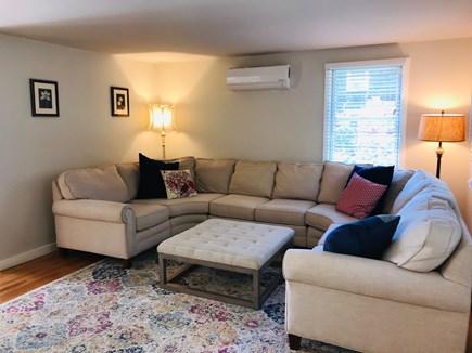 Oak Bluffs Martha's Vineyard vacation rental - First Floor Living Room.