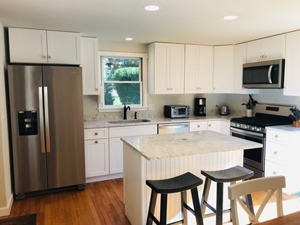 Oak Bluffs Martha's Vineyard vacation rental - Recently Updated and Well-stocked Kitchen.