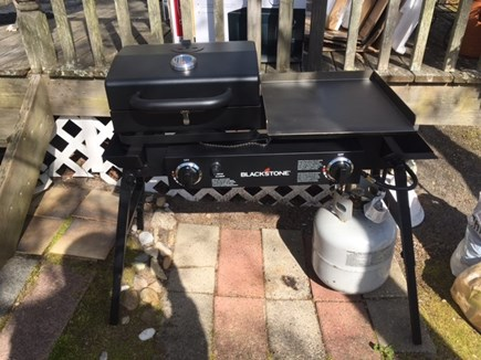 Edgartown Martha's Vineyard vacation rental - Grill and griddle