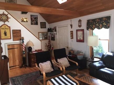 Edgartown Martha's Vineyard vacation rental - Open airy living area