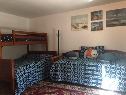Edgartown Martha's Vineyard vacation rental - Loft area with 2 twin beds