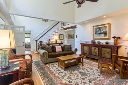 West Tisbury Martha's Vineyard vacation rental - Custom but cozy, relax and unwind in style