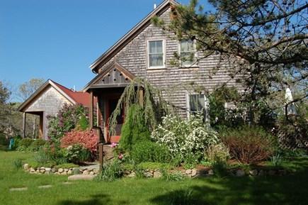 West Tisbury Martha's Vineyard vacation rental - Welcome Home. Your front door.