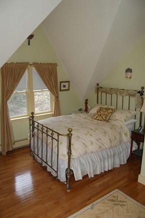 West Tisbury Martha's Vineyard vacation rental - Master Bedroom with a new queen bed (not pictured)