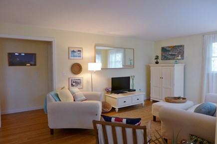 Oak Bluffs Martha's Vineyard vacation rental - Quaint Living Area