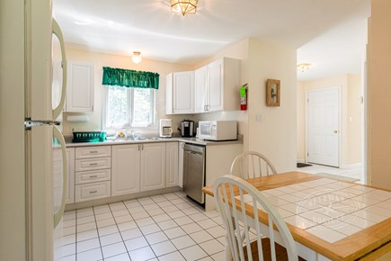 Oak Bluffs Martha's Vineyard vacation rental - Kitchen w/brand new stove, refrigerator, and dishwasher. Full ren