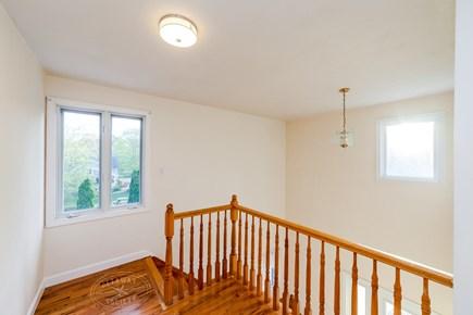 Oak Bluffs Martha's Vineyard vacation rental - Upstairs hallway with brand new hardwood floors