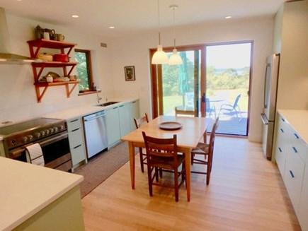 Chilmark Martha's Vineyard vacation rental - Modern Kitchen with amenities