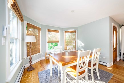 Oak Bluffs Martha's Vineyard vacation rental - Separate dining room provides even more seating