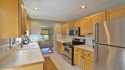 Oak Bluffs Martha's Vineyard vacation rental - Kitchen with stainless steel appliances