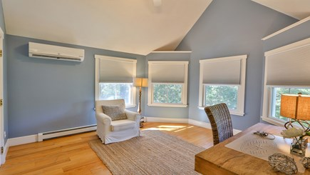 Oak Bluffs Martha's Vineyard vacation rental - Master bedroom w/attached sitting room or nursery