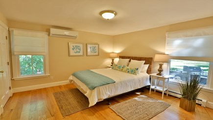 Oak Bluffs Martha's Vineyard vacation rental - First floor queen bedroom