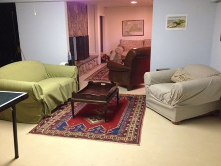 Oak Bluffs Martha's Vineyard vacation rental - Basement