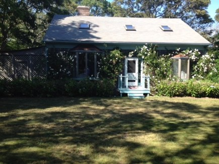 Oak Bluffs Martha's Vineyard vacation rental - Front