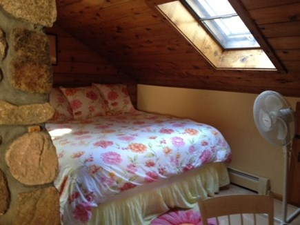 Oak Bluffs Martha's Vineyard vacation rental - Upstairs Loft with King Bed