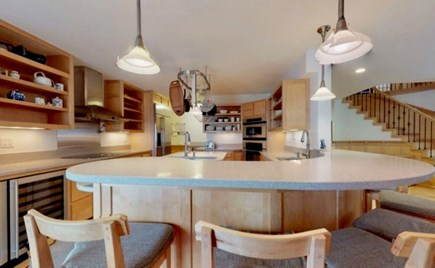 Edgartown Martha's Vineyard vacation rental - Cook up a storm with two ovens