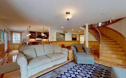 Edgartown Martha's Vineyard vacation rental - Spacious living room