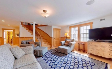 Edgartown Martha's Vineyard vacation rental - Television includes Netflix and Amazon Prime