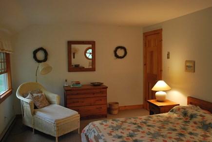 West Tisbury Martha's Vineyard vacation rental - Master Bedroom other view