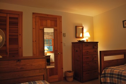 West Tisbury Martha's Vineyard vacation rental - Second Bedroom