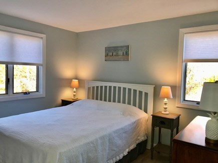 Oak Bluffs Martha's Vineyard vacation rental - Another view of the queen bedroom.