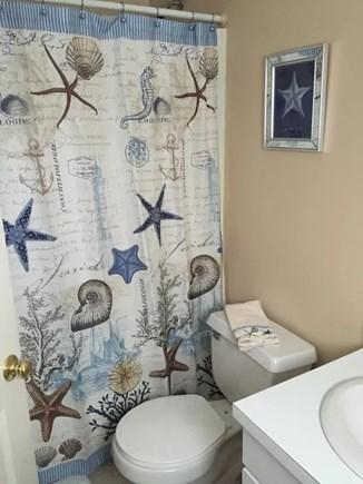 Oak Bluffs, East Chop Martha's Vineyard vacation rental - Master Bath