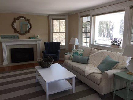 Oak Bluffs, East Chop Martha's Vineyard vacation rental - Living Room, with main TV