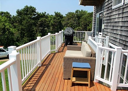 Katama - Edgartown Martha's Vineyard vacation rental - 2nd Floor Deck