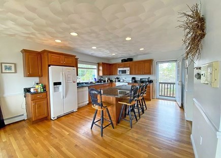 Katama - Edgartown Martha's Vineyard vacation rental - Open Kitchen with Island