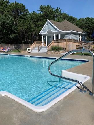 Vineyard Haven, Tisbury Martha's Vineyard vacation rental - The pool