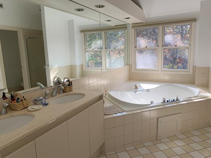 Vineyard Haven, Tisbury Martha's Vineyard vacation rental - Master Bath