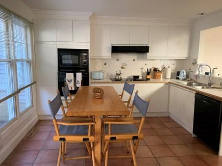 Vineyard Haven, Tisbury Martha's Vineyard vacation rental - Eat-in kitchen