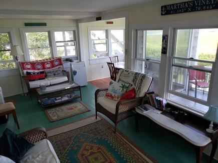 Edgartown, Sengekontacket Pond Waterfront Martha's Vineyard vacation rental - Sitting  area