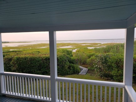Edgartown, Sengekontacket Pond Waterfront Martha's Vineyard vacation rental - This is what the cottage is all about
