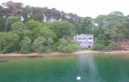 Vineyard Haven Martha's Vineyard vacation rental - Private home, directly on the Lagoon Waterfront