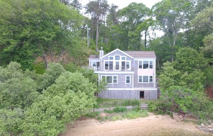 Vineyard Haven Martha's Vineyard vacation rental - Private Beachfront