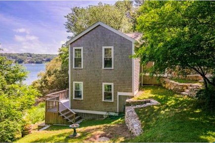 Vineyard Haven Martha's Vineyard vacation rental - Exterior North Side (New)
