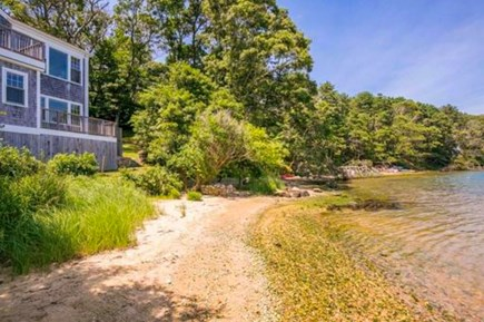 Vineyard Haven Martha's Vineyard vacation rental - Private Lagoon Beach