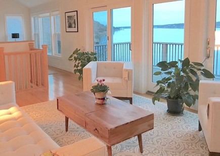 Vineyard Haven Martha's Vineyard vacation rental - Main Living Area - View, Views, Views!