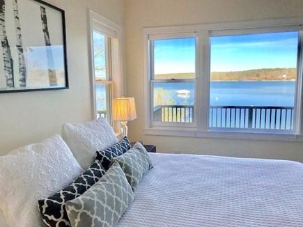 Vineyard Haven Martha's Vineyard vacation rental - Master Bedroom with amazing views