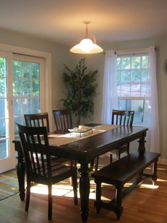 Oak Bluffs Martha's Vineyard vacation rental - Dining space accommodates all!