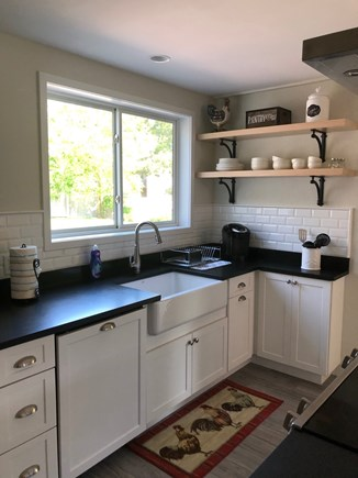Edgartown Martha's Vineyard vacation rental - Open Kitchen
